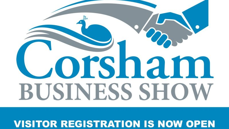 Corsham Business Show Visitor Registration