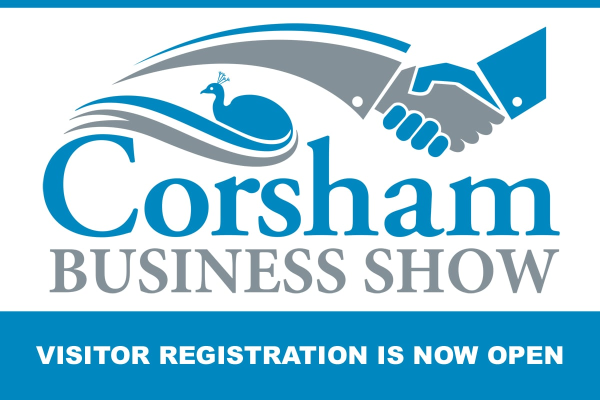 Corsham Business Show Visitor Registration